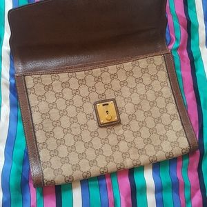 Gucci Bags - Vintage Gucci clutch